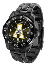 Appalachian State Mountaineers Mens Watch Fantom Gunmetal Finish Color Dial - $67.50