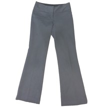 PETITE Dress Pants 00 S Gray Express Design Studio Trouser EDITOR Career - $19.34