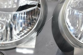 04-07 Jaguar XJ8 XJR VDP Headlight Lamp HALOGEN Set L&R POLISHED image 6
