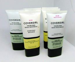 Covergirl Trublend Skin Primer 1.0Fl.oz/ 30ml Choose Type - $6.95