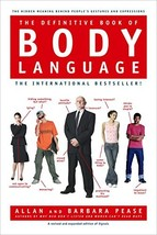 The Definitive Book of Body Language: The Hidden Meaning Behind People's... - $6.19