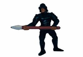 Guts military figure 1986 mattel Akido Force Ninja G.U.T.S. Tiger Tooth ... - $14.80