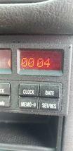 92-99 Bmw E36 318 325 328 M3 On Board Computer OBC Check Control 18 Button image 9