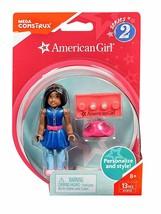 Mega Construx American Girl Denim Dream Figure - $10.88
