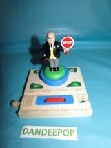 Thomas The Tank Engine Sir Topham Hat Auto Stop Track 2003 Gullane Ltd 9... - $19.79