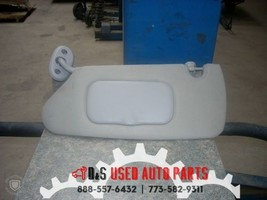 2005 DODGE DURANGO LEFT DRIVER SIDE SUN VISOR