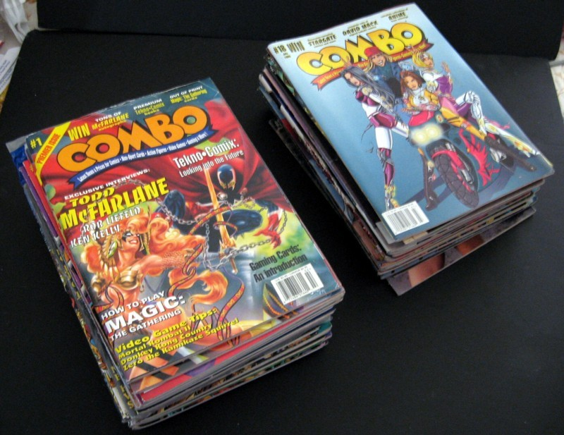 Primary image for Combo! Magazines Issues By Century Publishing Lot