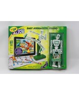 Crayola Color Alive Easy Animation Studio Model: 95-1052 3D 4D Toy Game NEW - $13.29