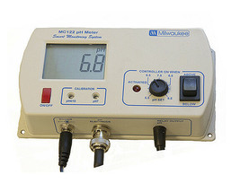 Milwaukee MC122 pH Continuous Monitor, 115V, for pH / ORP Dosing/Monitor... - $175.48 CAD
