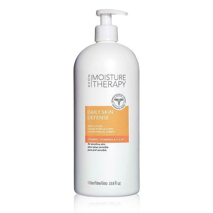 Primary image for Avon Moisture Therapy Daily Skin Defense Body Lotion 33.8 oz
