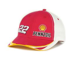 NASCAR The Game Pennzoil Motorsports # 22 AJ Allmendinger Adjustable Cap... - $18.04