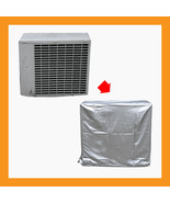 outdoor air conditioner cover window PVC waterproof outside rain 5 size - $15.50+