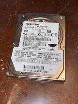 "Windows 10 Pre Installed Loaded 2.5"" Hard Drive 320 GB MK3252GSX 465897-001 - $54.45"