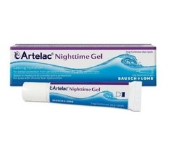 Artelac Nightime Gel 10g Protects Irritated,Dry,Gritty,Painful Eyes Orig... - $27.90
