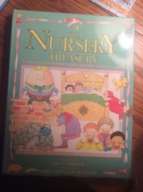 The Nursery Treasury Collection baby games rhymes lullabies Sally Emerso... - $3.85