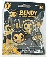 Bendy and the Ink Machine C3 Construction Minifigure Blind NEW Works Wit... - $9.49