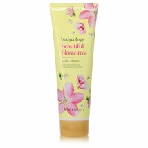 Bodycology Beautiful Blossoms Body Cream 8 Oz For Women  - $17.46