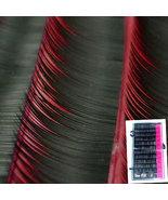 New 12mm x0.15 MINK EYE LASH EYELASH EXTENSION J Curl - $13.99