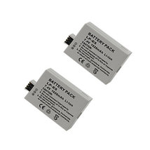 2X Battery for Canon LP-E5 EOS 450D 500D Rebel LPE5 - $19.99