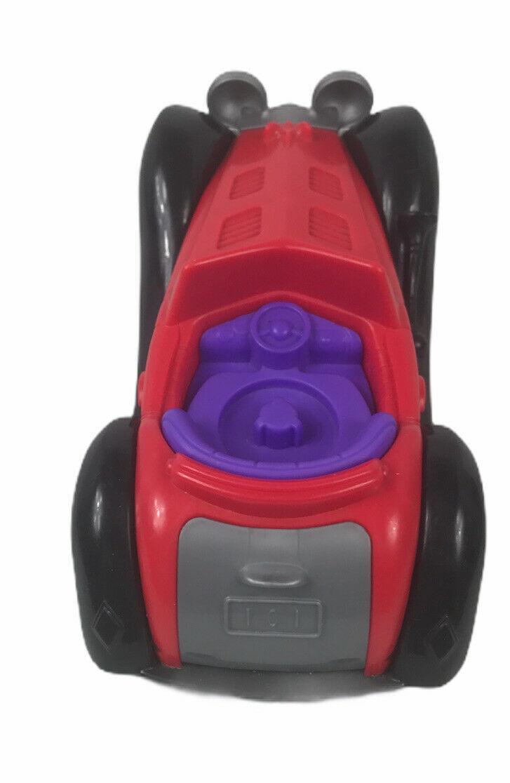 """Fisher Price Little People Disney 101 Dalmations Cruella Deville Sound Car 10"""" - $14.85"""