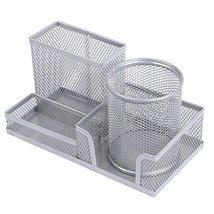 Eagle Mesh Wire Multi-functional Desk Organizer/Pen holder,With a Movabl... - €7,82 EUR