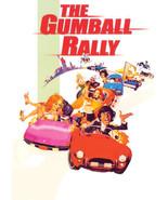 GUMBALL RALLY  Michael Sarrazin Tim McIntire  Comedy Car Chase  ALL REGI... - $16.90