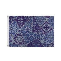 Flags For Room Decorations Abstract Art Decorative Style Custom Decor Flags - $24.99