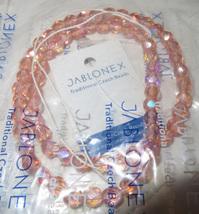 NIP Czech Fire-Polished Glass, Bead, Translucent Light Rose AB, 6mm Face... - $7.20