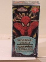 2014 Marvel Ultimate Spider-Man Lenticular Puzzle - $4.95