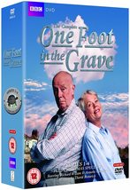 One Foot in the Grave Complete BBC Series DVD *REGION 2 PLEASE READ LIST... - $32.95