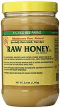 YS Eco Bee Farms RAW HONEY - Raw, Unfiltered, Unpasteurized - Kosher 3lbs - $25.70
