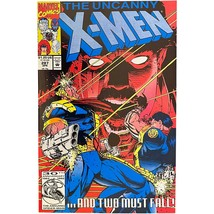 X-Men # 287 - NEAR MINT NM - Wolverine Colossus Storm MARVEL Comics   - $29.99