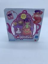 NEW CUPPATINIS ROSE HIPPENSIP TEACUP DOLL TEA PARTY FUN JAKKS Brand New - $10.39