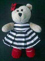 Alice + Olivia Starbucks Bearista Teddy Bear Fashionable Plush Stuffed Animal - $39.59