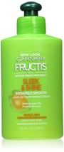 Garnier Fructis Sleek & Shine Intensely Smooth Leave-In Conditioning Cre... - $14.84