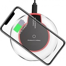 Wireless Charger, Wireless Charging Pad QI For Apple IPhone 8/8 Plus, IPhone X, - $17.39