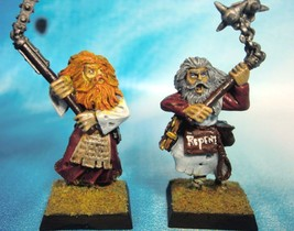 Dungeons & Dragons Miniatures  Healer Cleric Barbarians !!  s103 - $30.00