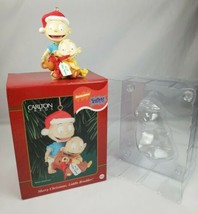 Heirloom Collection Carlton Card Rugrats Ornament Merry Christmas Liddle... - $9.85