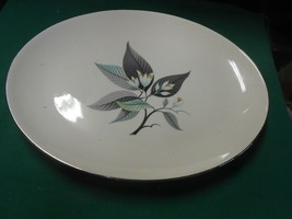 "Beautiful HOMER LAUGHLIN ""Rhythm"" .....PLATTER 13.5"" x 10.75"" - $19.39"