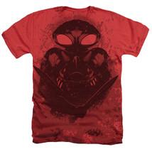 Authentic Aquaman Movie Black Manta Splash Heather SOFT Adult T-shirt S M L X 2X - $26.99+