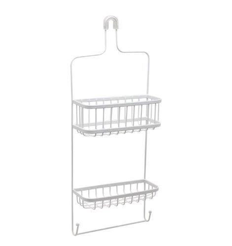 Shower Caddy Over Showerhead Organizer Hanging Storage Bathroom Holder Accessory