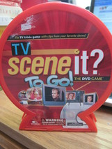 TV Scene It? To Go - The DVD Game - $5.00