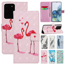 Leather Wallet Flip Magnetic Back Cover For Samsung S20 5G/A51/A71 4G/A11/A21 - $46.24
