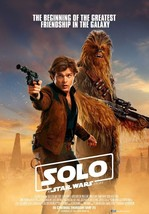 "Solo A Star Wars Story Movie Poster Han 2018 Film Print 13x20"" 27x40"" 32x48"" #7 - $10.88+"