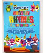Pinkfong Baby Shark DVD Children Nursery Rhymes 50 Songs English Version... - $22.90