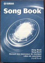 Yamaha Song Book for PSR Model Keyboards, 98 Songs, 160 Pages, Original ... - $19.79