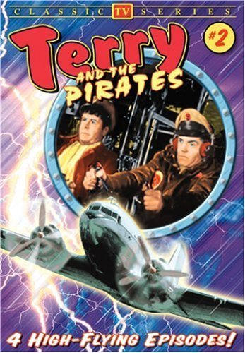 Primary image for TERRY AND THE PIRATES, VOL. 2