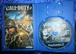 Call of Duty 3 PS2 2006 Shooter Game - $20.86