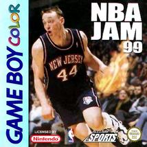NBA Jam 99 (Nintendo Game Boy Color, 1999) - $3.78