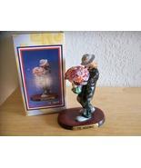 "1998 Emmett Kelly JR. ""Te Adoro"" Figurine (9019)  - $30.00"